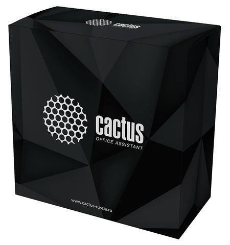 Пластик для принтера 3D Cactus CS-3D-PLA-750-RED PLA Pro d1.75мм 0.75кг 1цв.