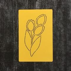 Тюльпан №25