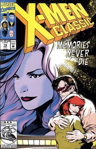 X-Men Classic #78