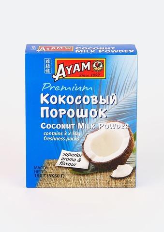 Молоко кокосовое сухое Ayam, 150г