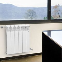 Биметаллический радиатор Royal Thermo Revolution Bimetall 350 - 4 секции