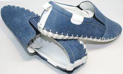 Летние туфли мужские Alvito 01-1308 92-86
