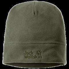 Шапка Jack Wolfskin Real Stuff Cap woodland green