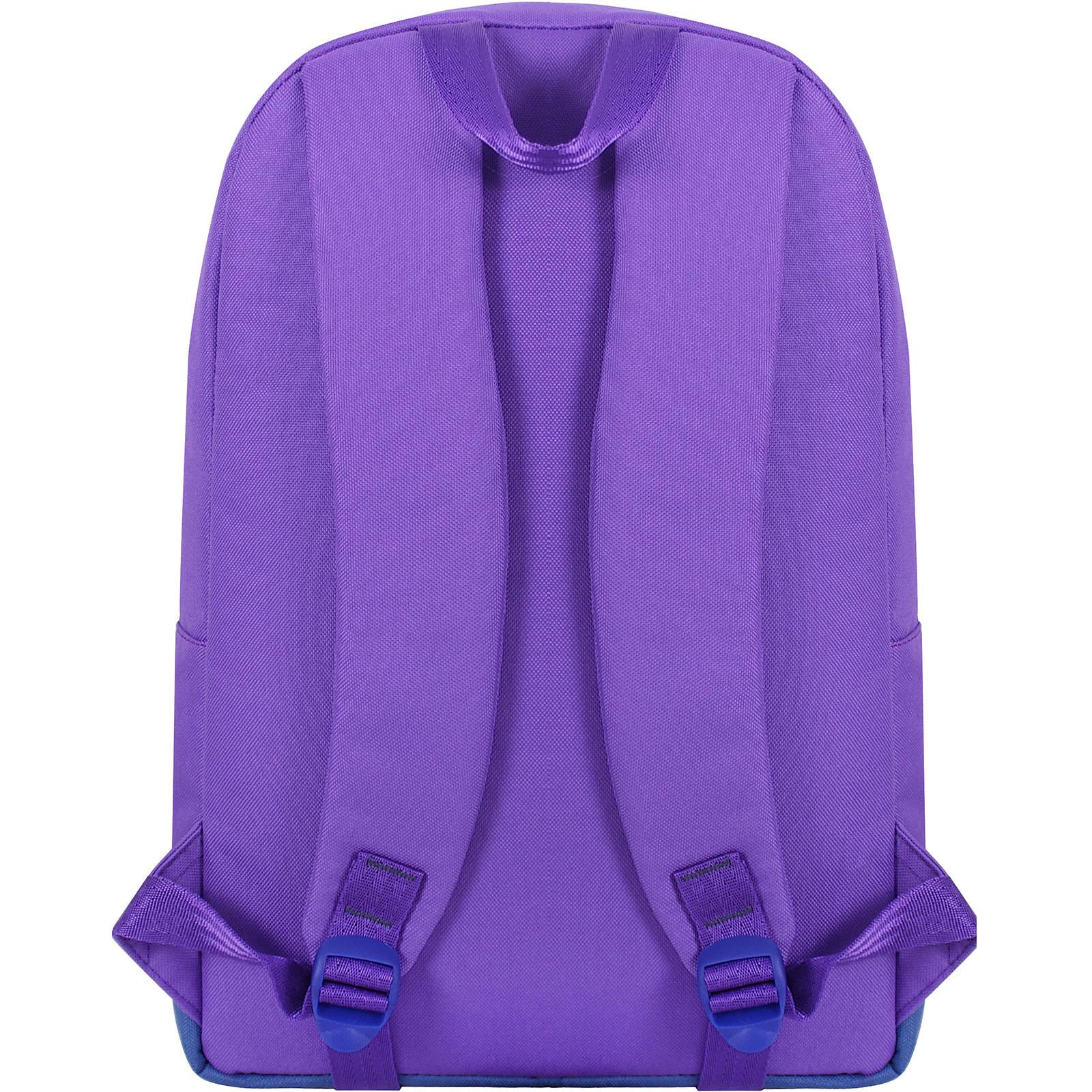 Рюкзак Bagland Amber 15 л. фиолетовый (0010466) фото 3
