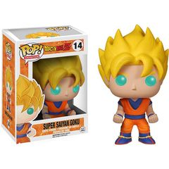 Funko Pop! Animation: Dragonball Z - Super Saiyan Goku