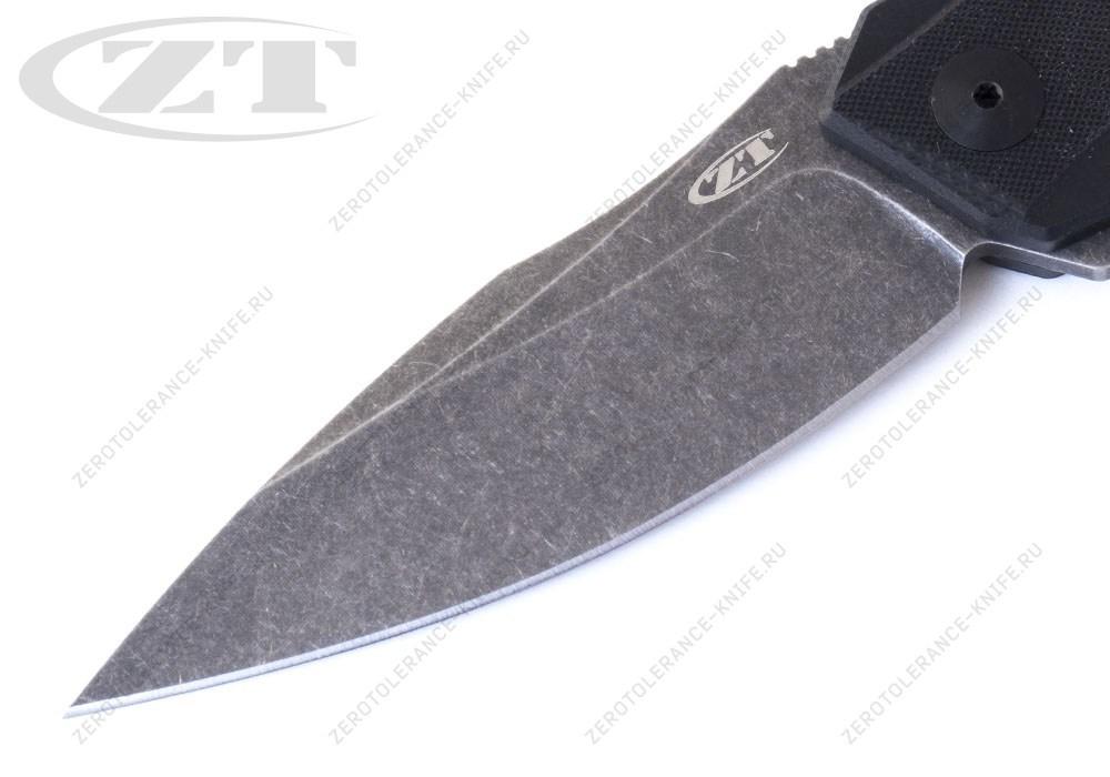 Нож Zero Tolerance 0357BW - фотография