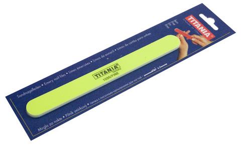 Песочная пилочка Titania 1035 (желтая)