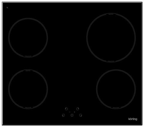 Индукционная варочная панель Korting HI 64021 B