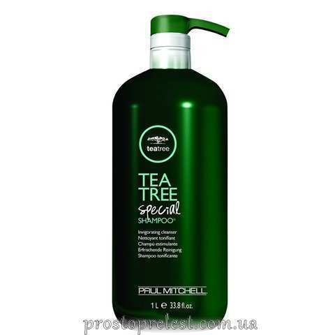Paul Mitchell Tea Tree Care - Шампунь на основе экстракта чайного дерева
