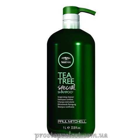 Paul Mitchell Tea Tree Care - Шампунь на основі екстракту чайного дерева