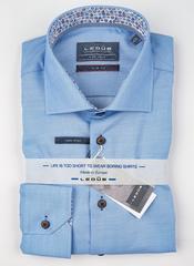 Рубашка Ledub slim fit 0138641-160-480-140