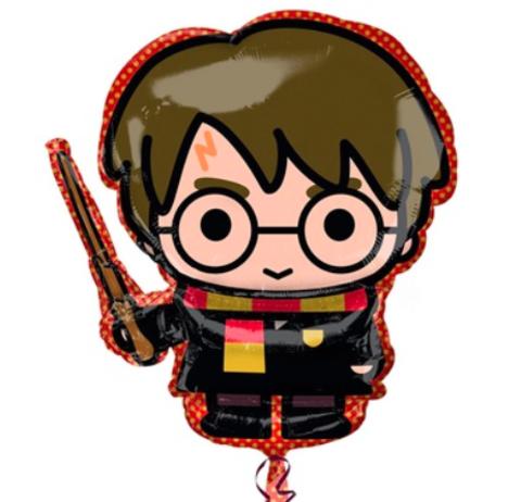 Воздушный шар фигура Гарри Поттер, 69 см