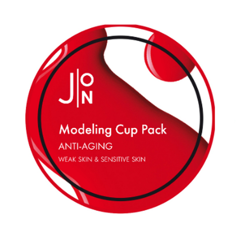 [J:ON] Альгинатная маска АНТИВОЗРАСТНАЯ ANTI-AGING MODELING PACK 18гр