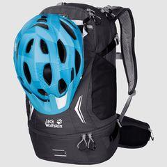 Рюкзак велосипедный Jack Wolfskin Moab Jam 30 lava red - 2