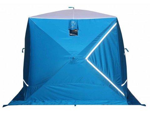Зимняя палатка куб Пингвин Призма Премиум Strong двухслойная