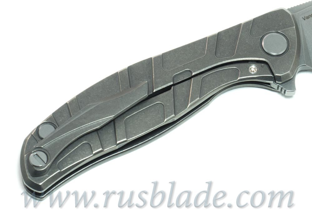 Shirogorov Flipper 95 vanax 37 T-mode MRBS - фотография