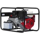 Генератор бензиновый EUROPOWER EP6500TE - фотография