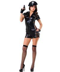 Костюм эротического полицейского -