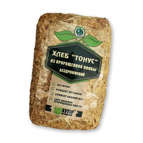 Хлеб ц/з ТОНУС из пророщенной полбы, 500 гр. (БиоХутор Петровский)