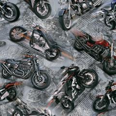 Микротекс Bikers (Байкерс) 001
