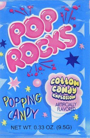 Конфеты Pop Rocks Poppng Candy