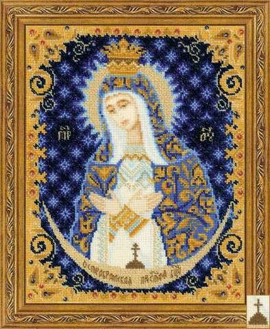 Набор для вышивания крестом «Богоматерь Остробрамская» (1299)