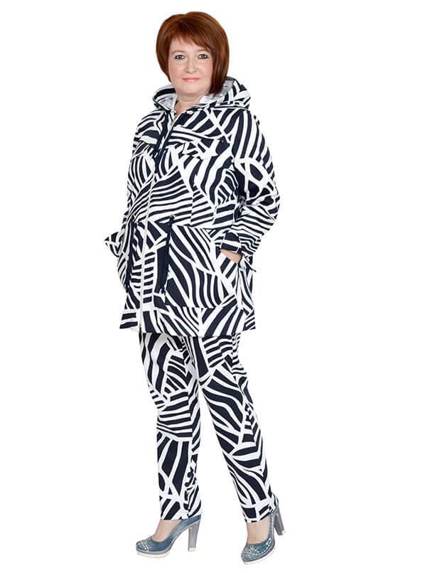 Джинсовые брюки Zebra