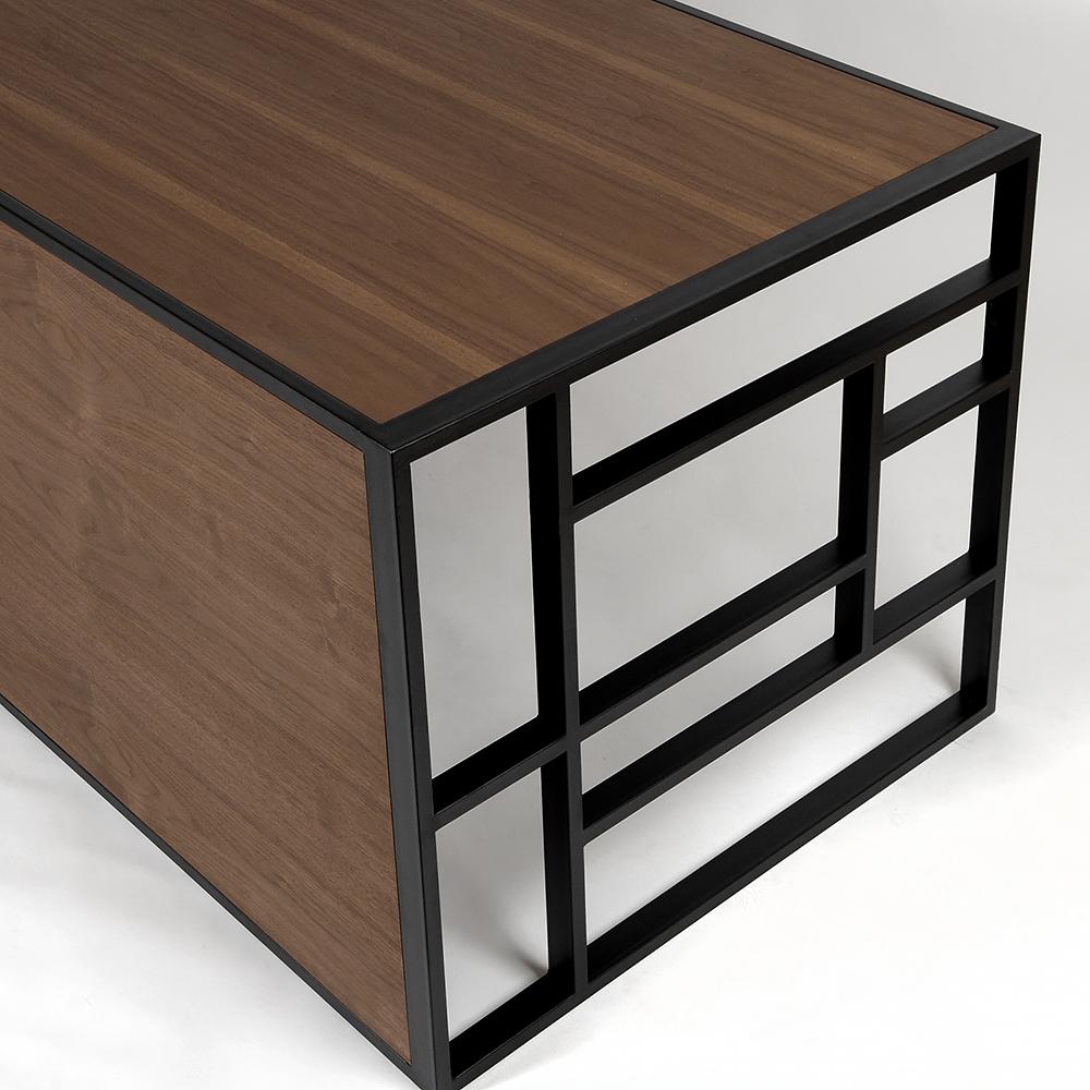 Рабочий стол Intelligent design Millenium black - вид 4