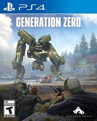 Generation Zero Стандартное издание (PS4, русская версия)