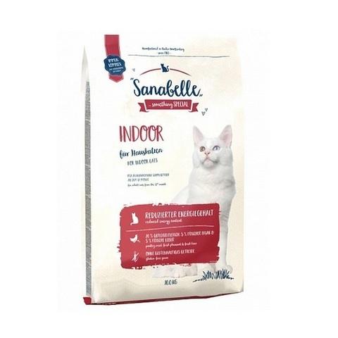 10 кг. BOSCH SANABELLE NEW Сухой корм для взрослых домашних кошек Indoor