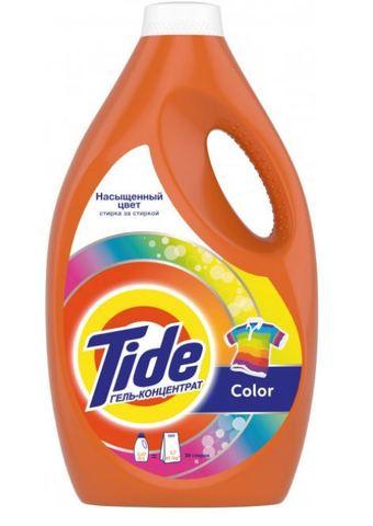 Гель для стирки Tide Color 1,82 л (28 стирок)