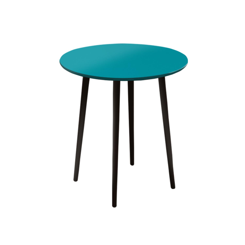 Маленький обеденный стол Спутник 70 см - вид 3