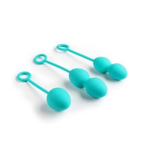 SVAKOM Nova Ball Вагинальные шарики со смещенным центром тяжести Зеленые