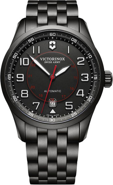 Мужские механические наручные часы Victorinox 241740