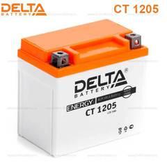 Аккумулятор DELTA 12V 5Ah (CT1205)