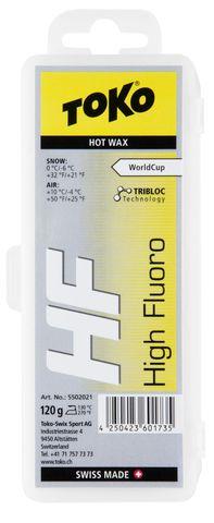 Картинка парафин Toko TRIBLOC HF 120 (0/-6) - 1