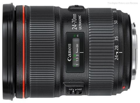 Canon EF 24-70mm f/2.8L II USM (JAPAN)