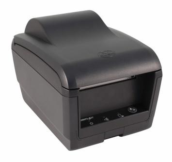 Чековый принтер posiflex aura 9000W-B (USB,Wi-Fi,черный) с БП