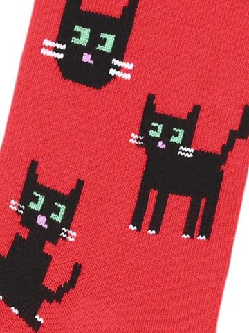 Носки с котами