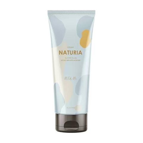 Солевой скраб Evas Naturiaдля глубокого очищения с молочным ароматом 250 гр