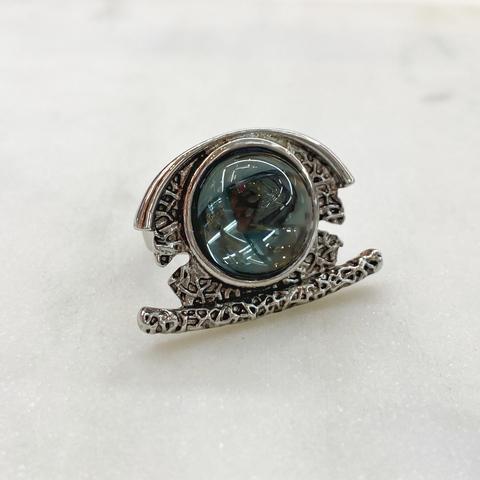 Кольцо Антик (серый)