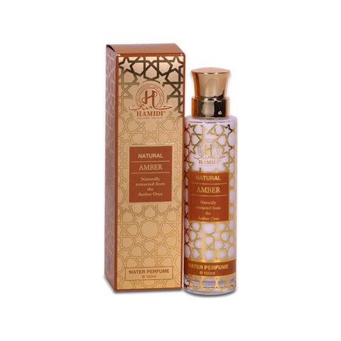 Amber Natural Water Perfume