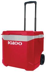Сумка-холодильник Igloo Latitude 60 QT Roller Red