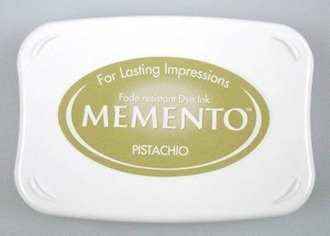 Штемпельная подушечка MEMENTO - PISTACHIO