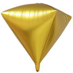 К Алмаз 3D, Золото, 27''/69 см, 1 шт.