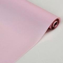 Пленка упаковочная матовая Пудра светлая, 0,6*10 м, 200 г.