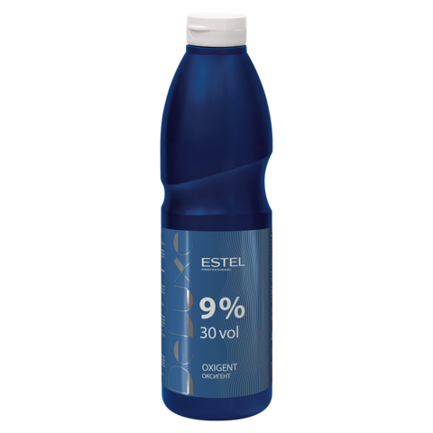 9% Оксигент - Estel De Luxe 900 мл