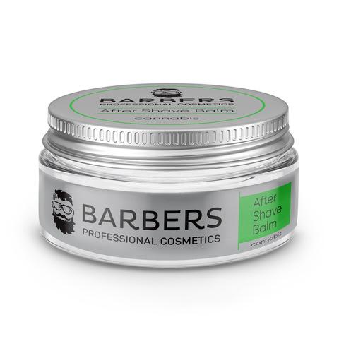 Бальзам після гоління з конопляною олією Barbers Cannabis 100 мл (1)