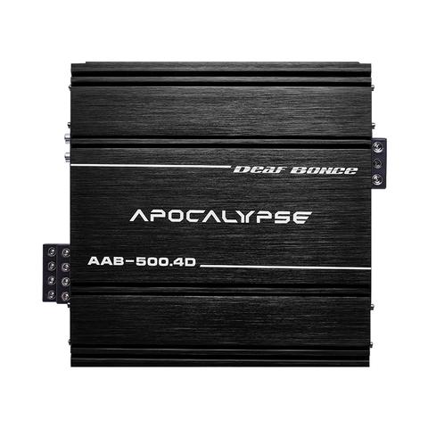 Усилитель Alphard Deaf Bonce Apocalypse AAB-500.4D