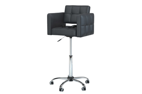 Детское парикмахерское кресло Quanto mini цвет черный